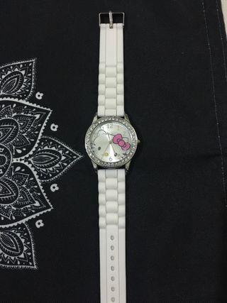 Reloj para niña Hello Kitty nuevo.