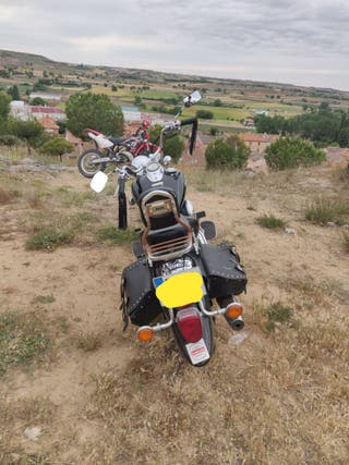 Yamaha XVS 650 Drag Star Clasic