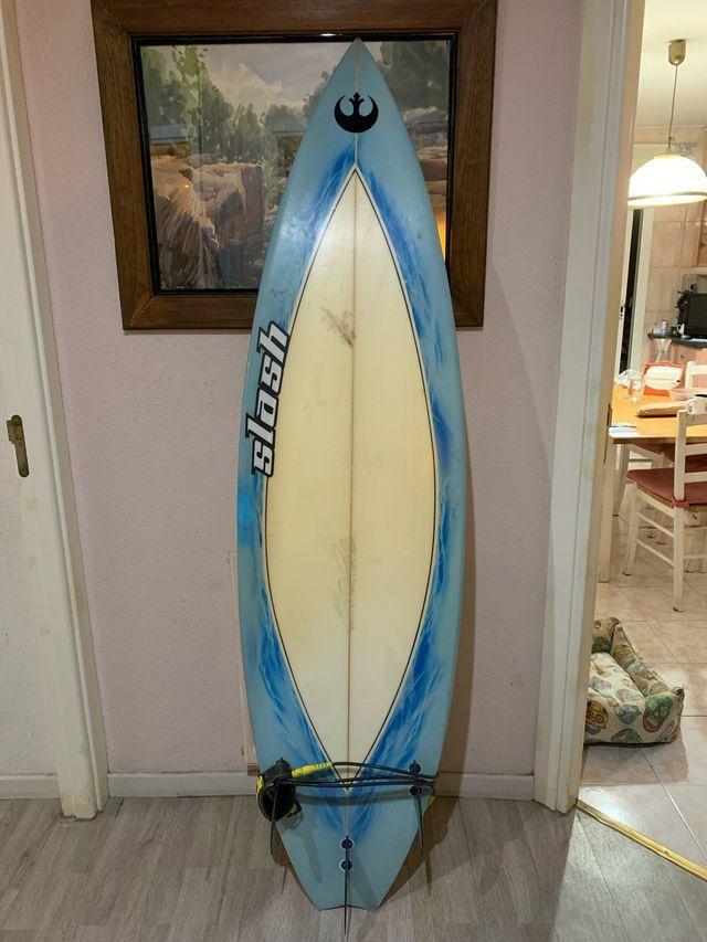 """Tabla de surf evolutiva 6'3"""""""
