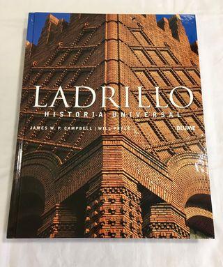 """LIBRO """"LADRILLO HISTORIA UNIVERSAL"""""""