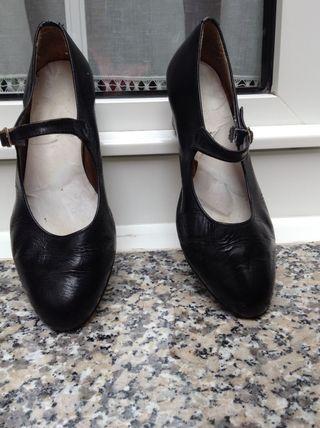 70edc70c Zapatos de baile de segunda mano en la provincia de Asturias en WALLAPOP