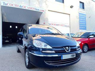 Peugeot 807 2.0 HDI 163 7 PLAZAS ACTIVE