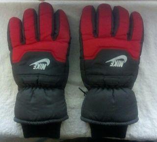2 guantes para motos/Nike