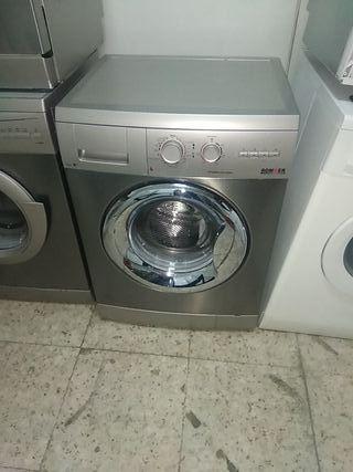 Lavadora acero Rommer casi nueva!!