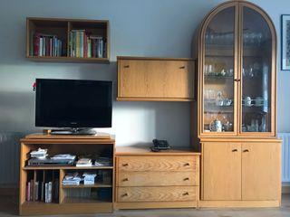 Mueble conjunto modular
