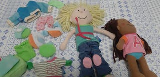 amanda imaginarium muñecas