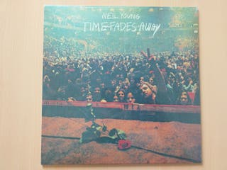 NEIL YOUNG - TIME FADES AWAY (LP) PRECINTADO