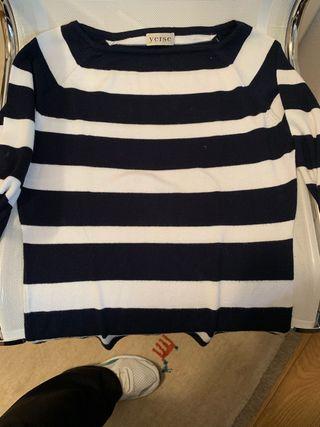 Jersey de rayas talla M