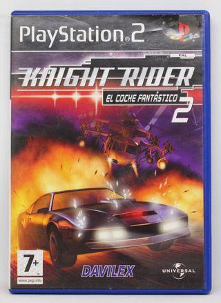 Knight Rider 2 PlayStation 2 PAL España