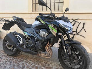 Kawasaki z800e + ABS