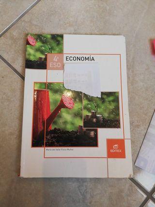 Libro de Economía 4 ESO