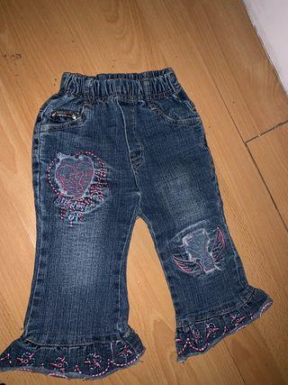 Denim jeans 12-18months