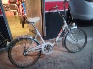 Bicicleta Torrot Completa