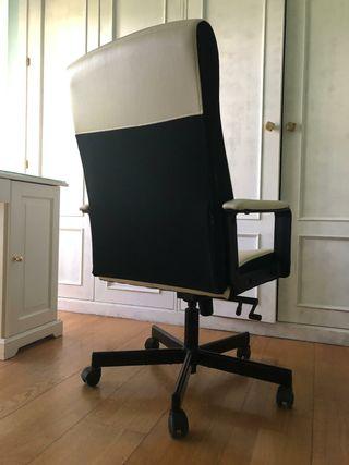 Sillas de oficina c modas de segunda mano en madrid en for Sillas de oficina comodas