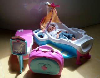 Centro médico recién nacido de NENUCO