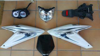 despiece Honda CBF 125