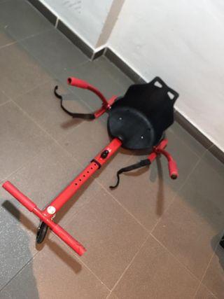 Silla Hoverboard usada
