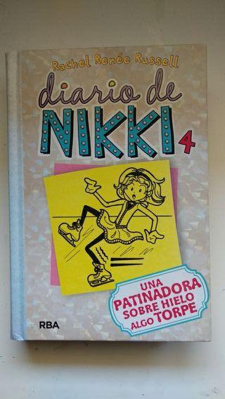 LIBRO DIARIO DE NIKKI 4