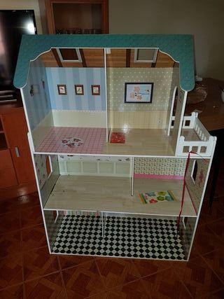 casa de madera de imaginarium