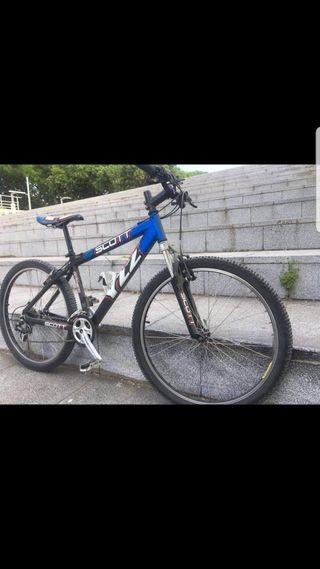 bicicleta de montaña Scott voltage yz2,,