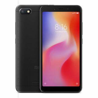 Xiaomi Redmi 6A 2Gb RAM 16GB ROM Negro