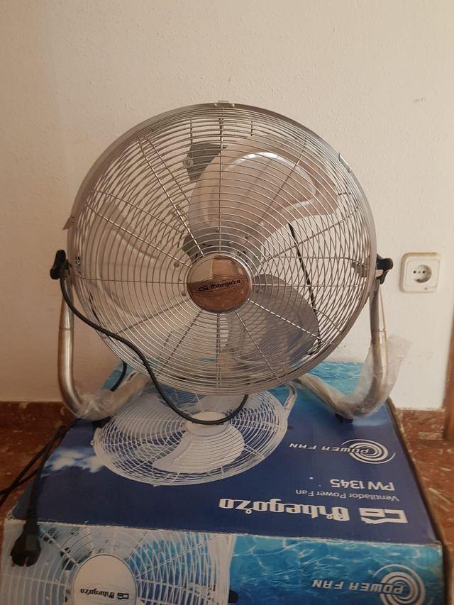 Ventilador orbegozo PW 1345