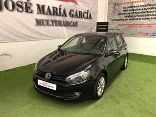 VOLKSWAGEN GOLF 1.6 TDI BLUEMOTION AUTO IMPECABLE