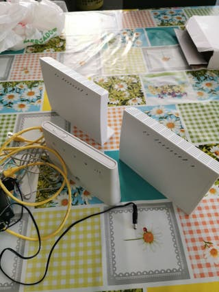 Lote 3 routers