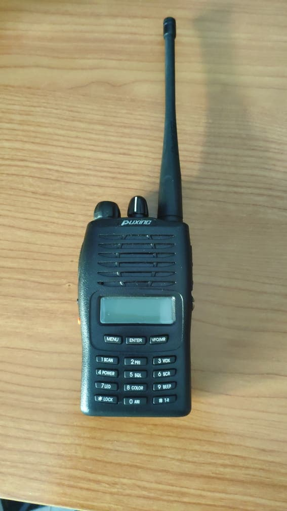 Walkie-Talkie Puxing 777