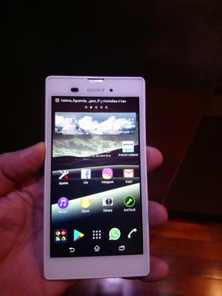 Sony Xperia T3 D5103 (fallo lector sim)
