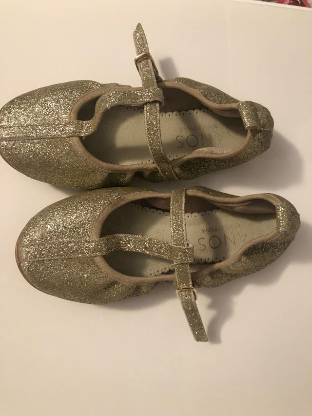 Zapatos niña nanos