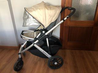 Carro bebé UPPABABY VISTA completo!!