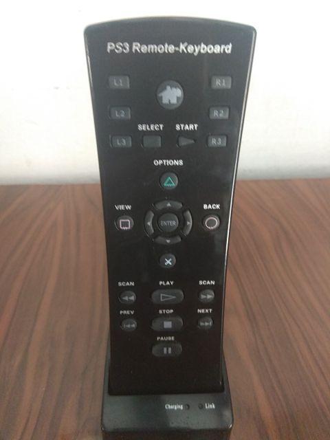 Teclado/mando PS3
