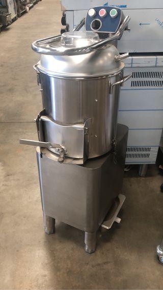 Pelador de patatas industrial 15 kg ( nueva )