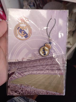 llavero del real Madrid, producto oficial