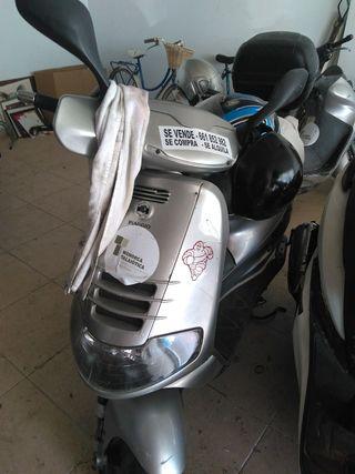 ventas de motos y ciclomotores. 300-600€