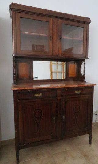 Mueble antiguos de segunda mano en Mataró en WALLAPOP