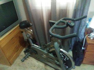 bicicleta para ponerse en forma