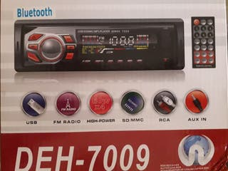 Radio mp3 Bluetooth