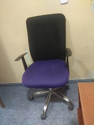 silla ordenador oficina