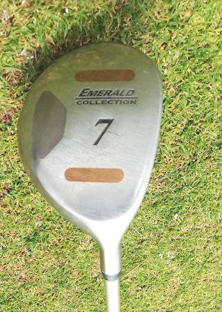 palo madera golf 22° 7