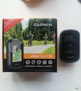 Garmin Etrex 35 Touch