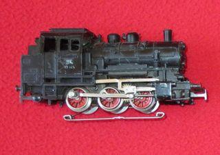 Locomotoras eléctricas Marklin escala H0