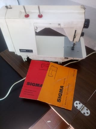 máquina de coser sigma 2000