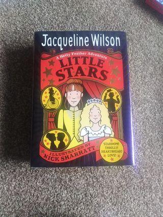 21 Jacqueline Wilson books