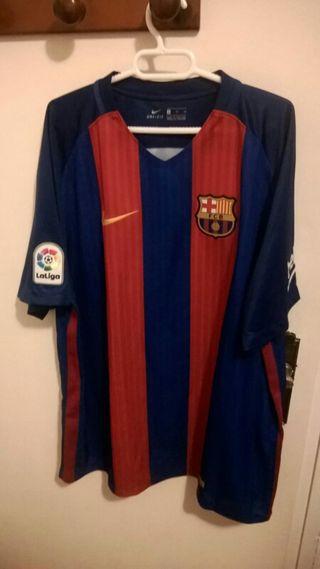 Camiseta del Barça temp. 2016-2017