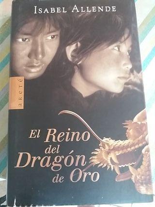 EL REINO del DRAGÓN de ORO de Isabel Allende