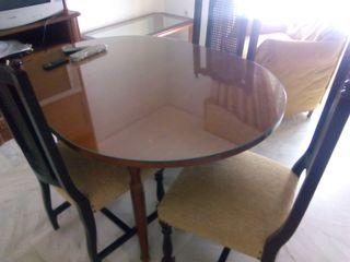 Mesa salón 90 cm