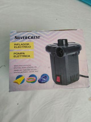 Inflador eléctrico nuevo