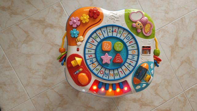 Juguete juego mesa actividades aprendizaje bebe